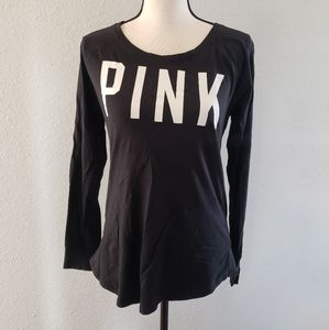 Women's Victoria's Secret black shirt sz.L